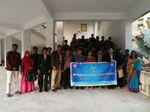 Session on IEEE  Bangladesh  Section  Membership  Development  and Activities