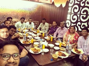 Ifter with  IEEE BDS Excom
