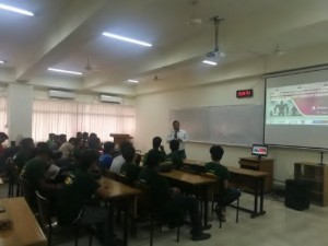 A seminar on  prospect and  opportunities  of Robotics in  context of  Bangladesh  through IEEE  Engagement